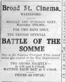 battle of the somme film essay Addition essays by some renowned iwm curators on aspects like the film the somme: a visual history in focus the film of the battle.