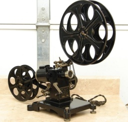 Early 35mm projector