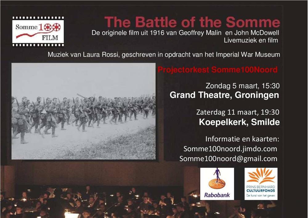 58 Project Orkest Somme100 Noord Grand Theatre Groningen